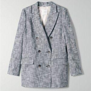 Aritzia / Wilfred - Margaux Tweed Blazer